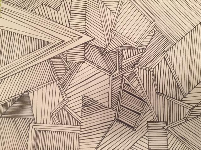 Using Lines In Drawing : Art on emaze