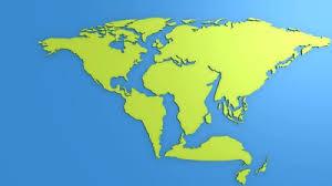 When did Pangea break apart?