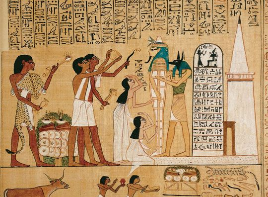 ANCIENT EGYPT- AFTERLIFE on emaze