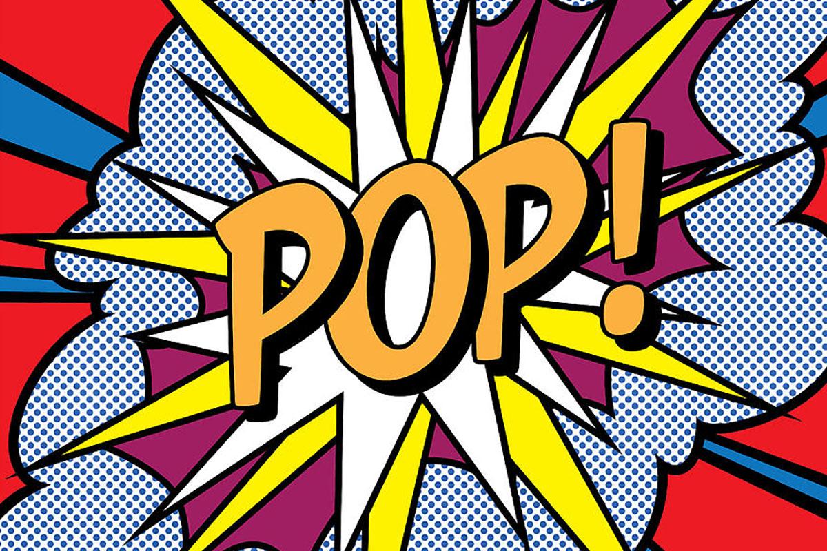 Pop art bilder  Pop Art on emaze