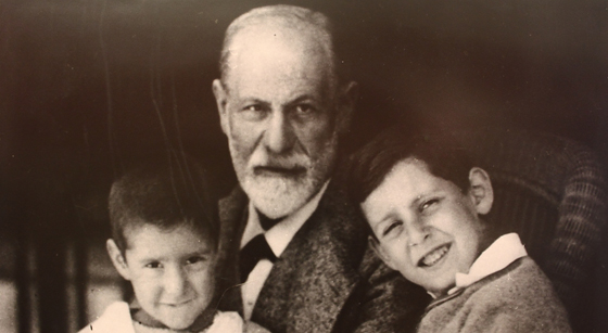 Image result for sigmund freud son