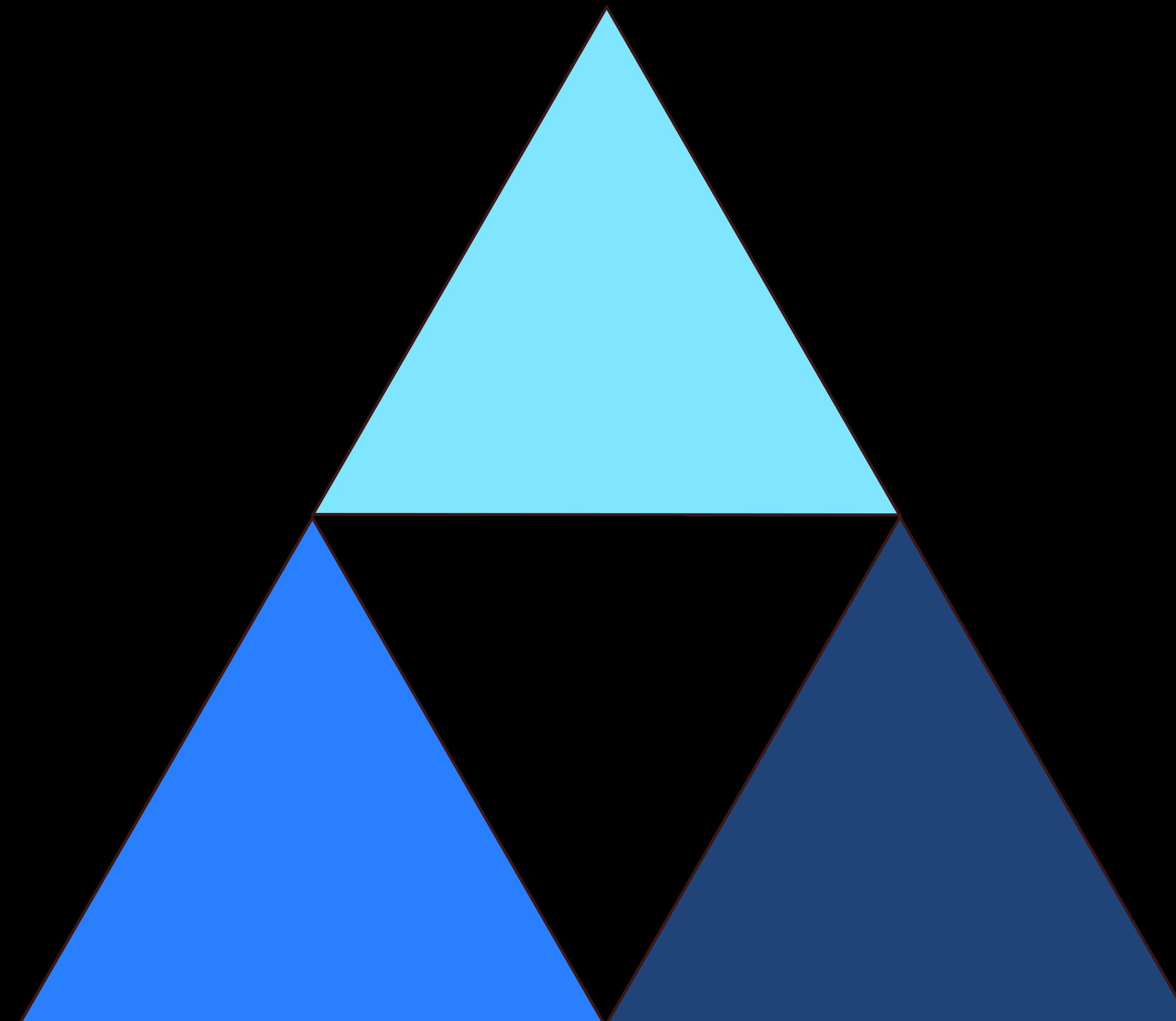 картинка с изображением треугольников который угрожал
