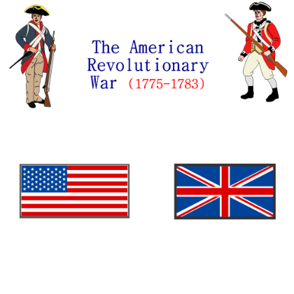 a history of the united states during the american revolutionary wars