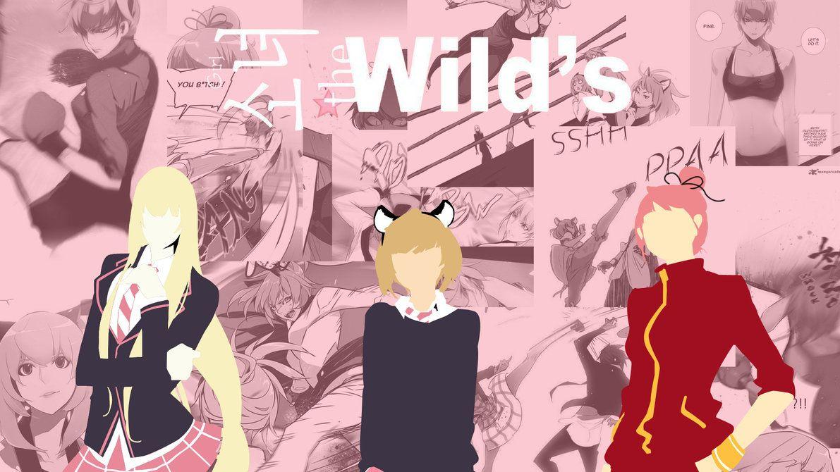 Girls Of The Wild S By Melekcherrak1 On Emaze