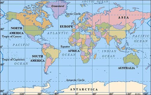 Where Is England Located On The World Map ~ AFP CV