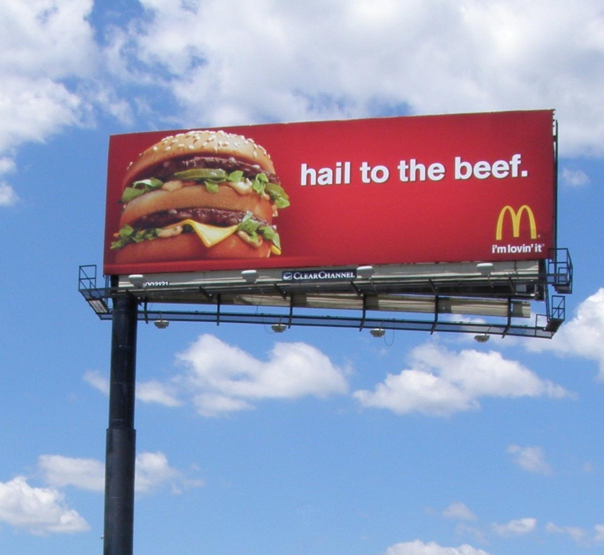 billboards board advertising essay example Advertising is a form of mass communication it involves a process of transmission of information by the manufacturer or a here is your sample essay on advertising.
