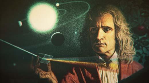 Resultado de imagen para Origen del Universo segun Isaac Newton