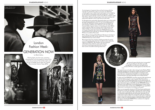 fashion week article The dolce & gabbana show at milan fashion week was littered with the offspring of celebs both of pam anderson and tommy lee's kids walked the runway.