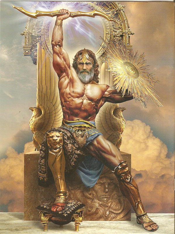 good and evil in greek mythology essay