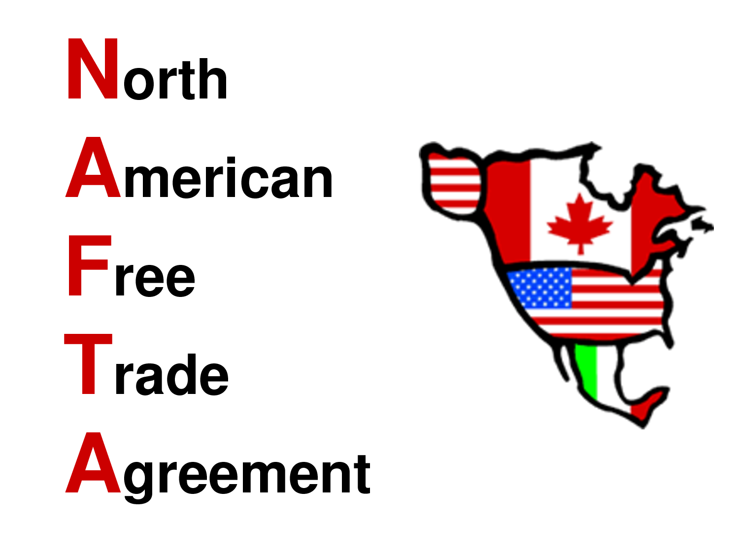 The Benefits And Negative Effects Of The Canadaunited States Free