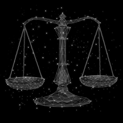 Of All The Zodiac Signs Libra Is Only Sign That Not An Animal Or Human It Instead A Picture Representing Scales Justice