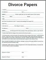 Free Printable Divorce Papers | Printable Paper