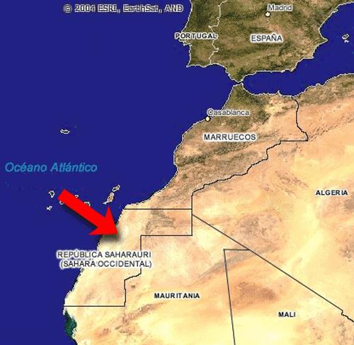 Resultado de imagen de república árabe saharaui democrática