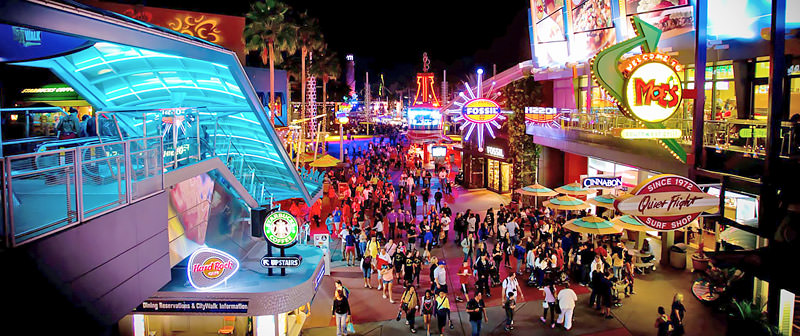 Image result for universal citywalk orlando families