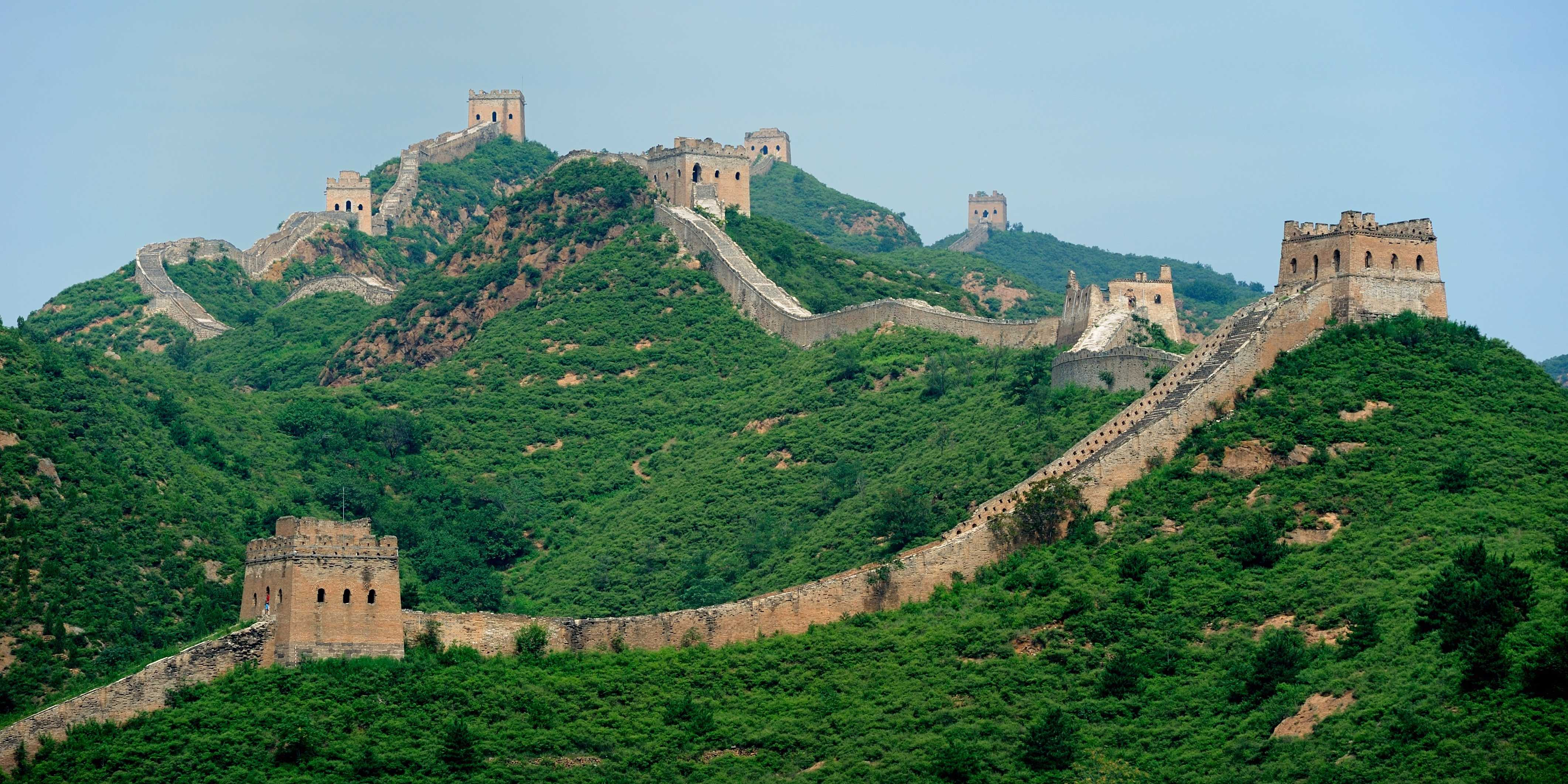 great wall of china on emaze