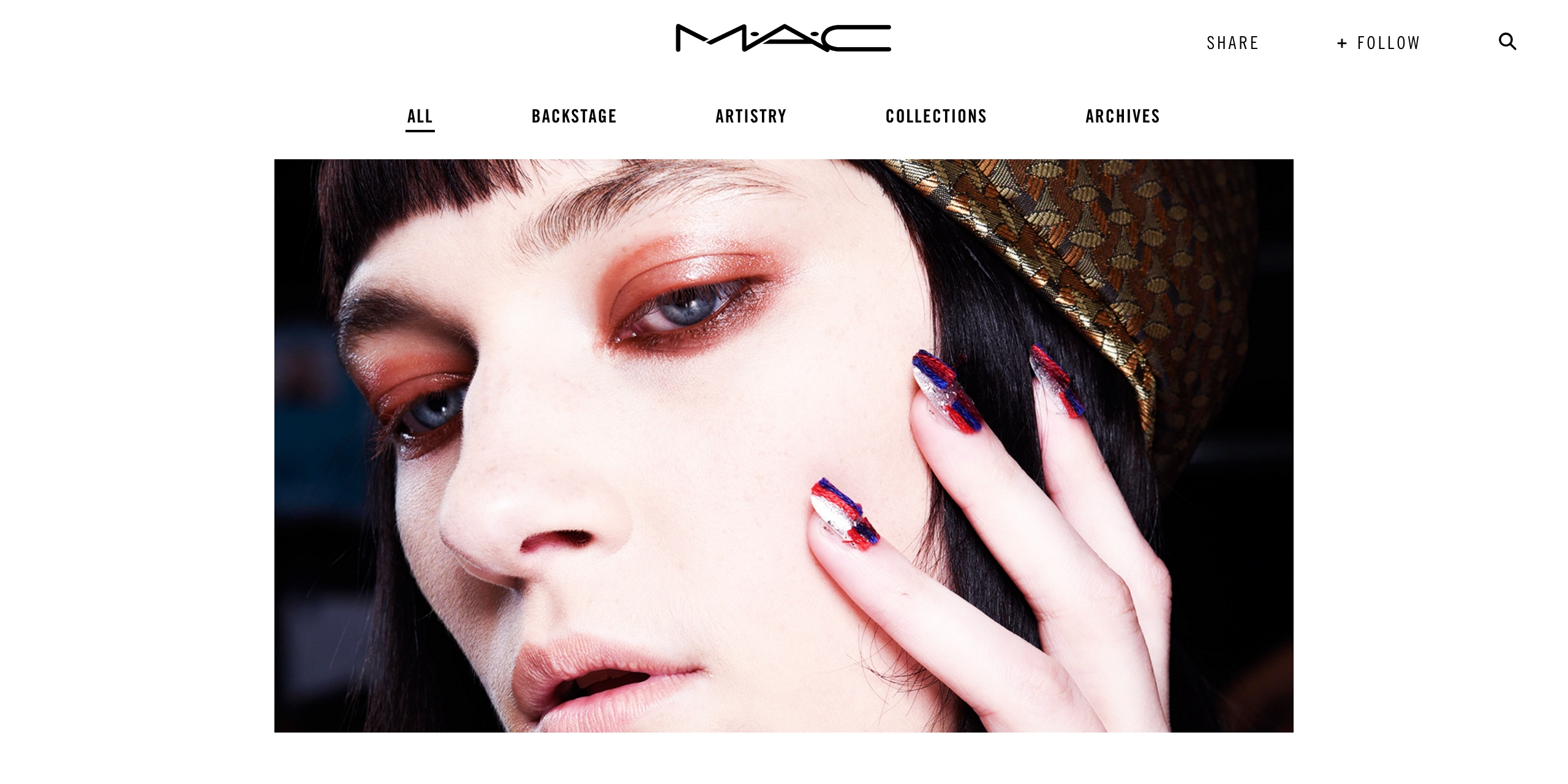 an introduction to the make up art cosmetics Free essay: make-up art cosmetics make-up art cosmetics, also known as mac cosmetics is a highly unique corporation its founders and business strategies.