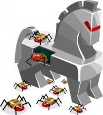 trojan horse virus example