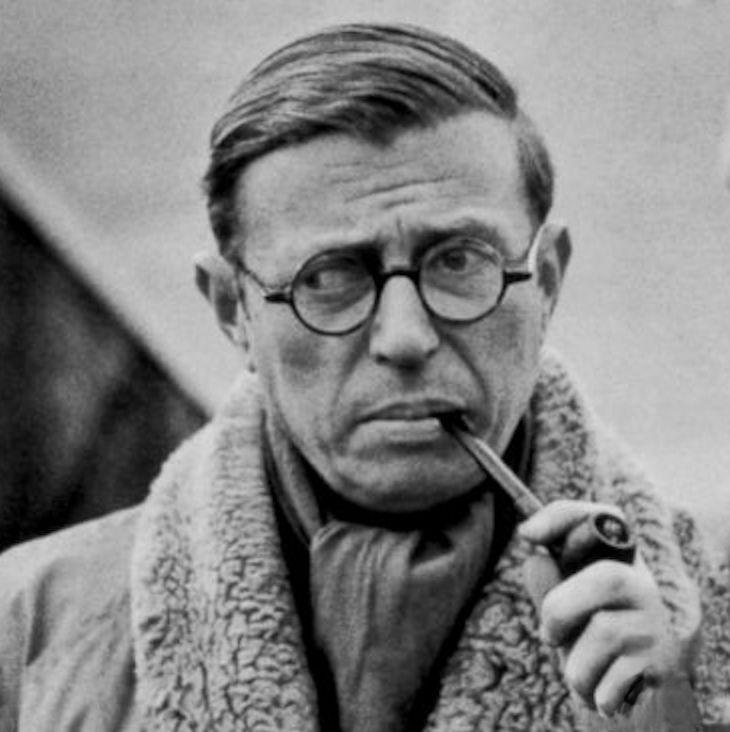 Resultado de imagen de Sartre