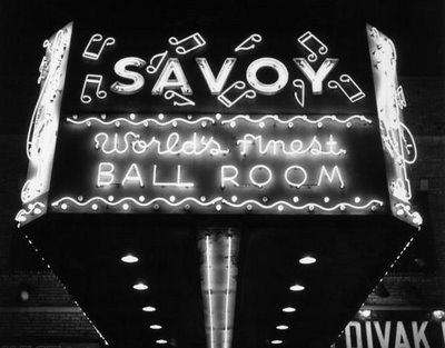 100 Treasures - Savoy Ballroom