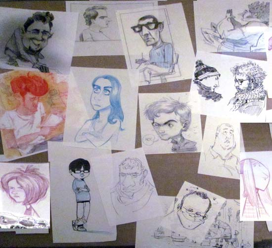 multimedia artists and animators