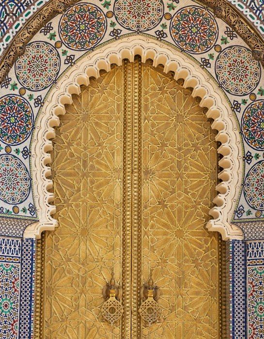 muslim art and architecture - 768×986