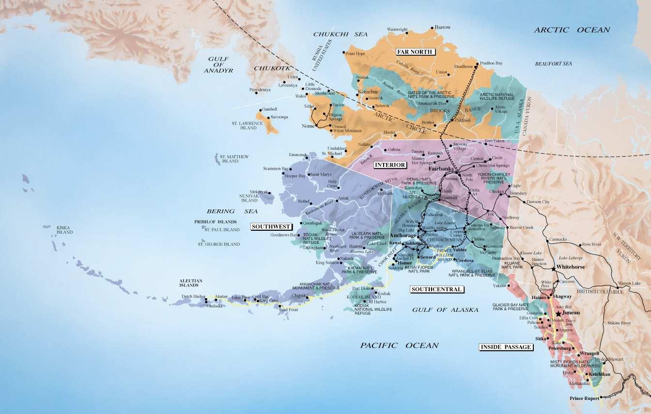 Presentation Name - Us map after sewards folly