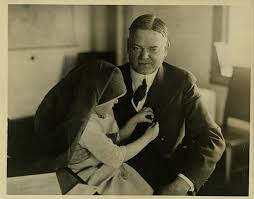 herbert hoover and his role in the Herbert hoover (1874-1964), america's 31st president, took office in 1929, the year the us economy plummeted into the great depression although his predecessors' policies undoubtedly.