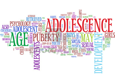 adolescents and puberty Puberty is defined as the biological changes of adolescence by mid-adolescence, if not sooner, most youngsters' physiological growth is complete they are at or.