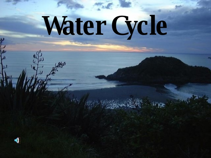 the water cycleBy: on emaze