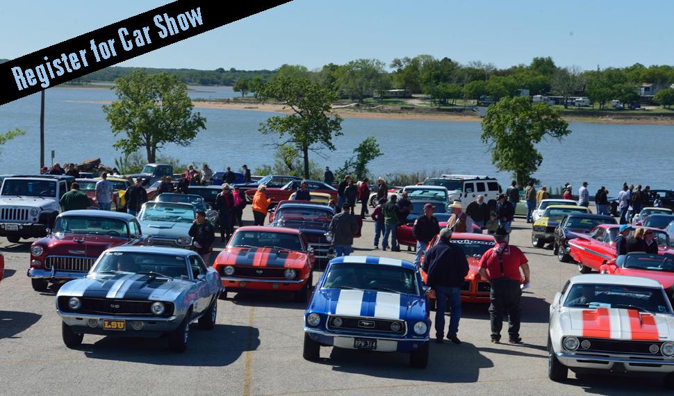 Nocona Tx CAr Show - Nocona car show