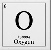 Science chemical symbol of oxygen urtaz Images