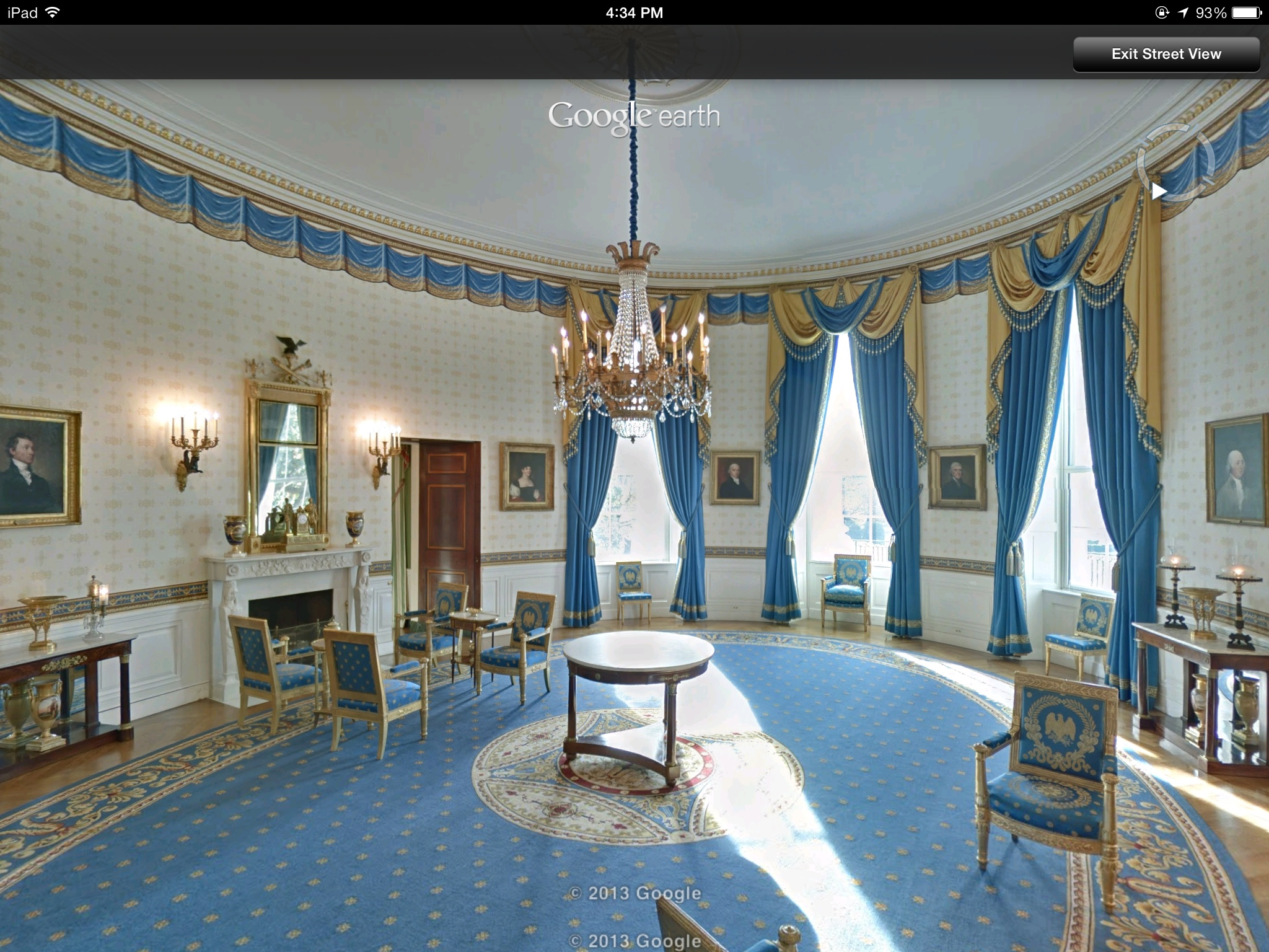 Tour Inside The White House Architectural Designs