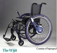 silla de ruedas wijit