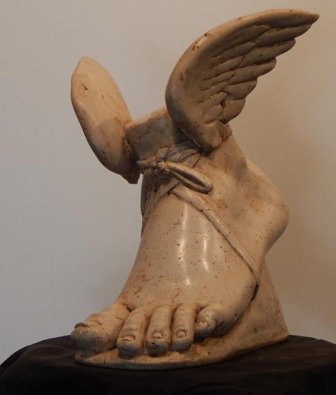 Resultado de imagen de sandalias aladas mercurio