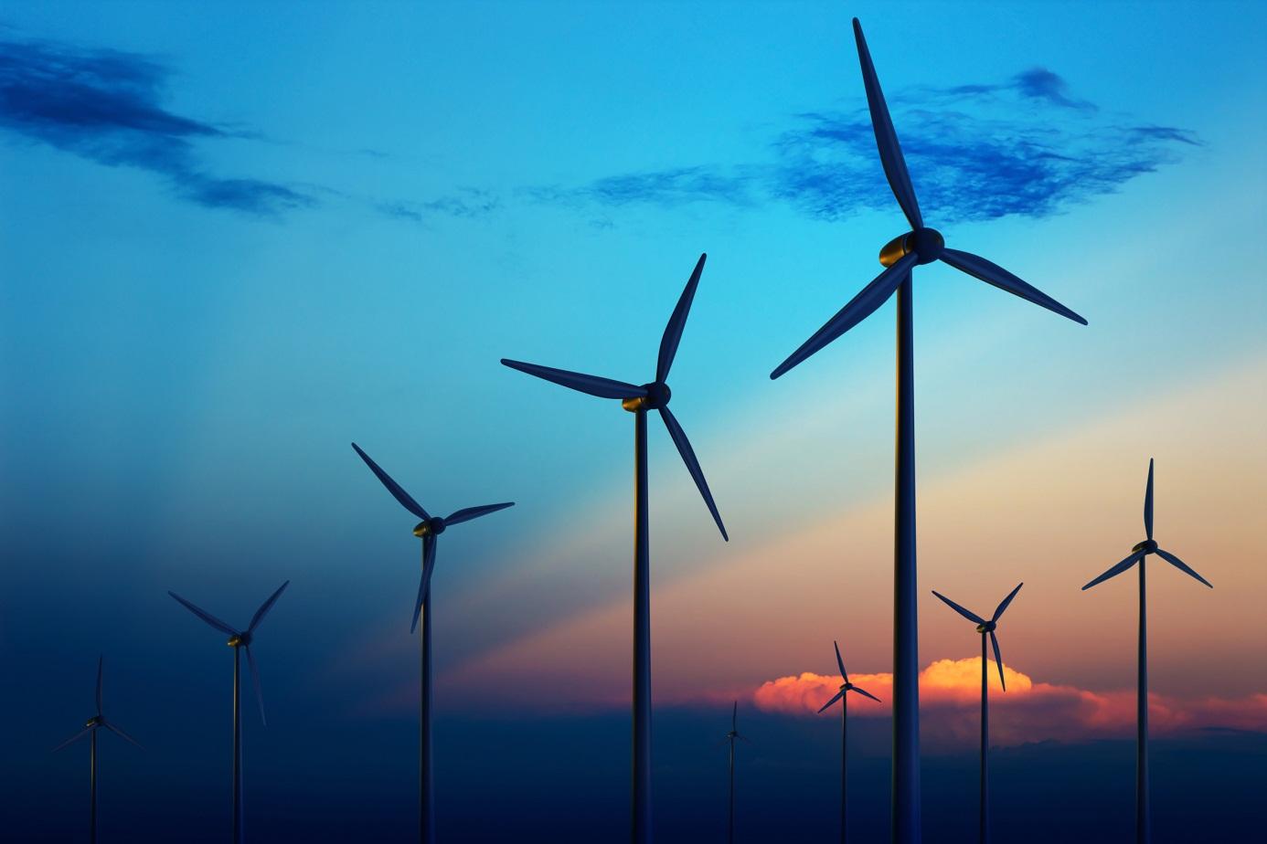 Eolic energy, a photo from Leiria, North | TrekEarth