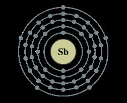 bohr model arsenic