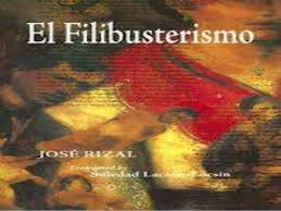 Reactions on the book el filibusterismo
