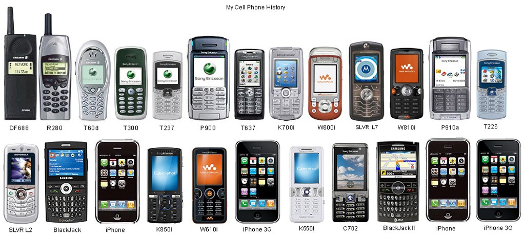 the cell phone evolution With today's technology we can speak to people around the world almost anytime and anywhere it wasn't always this way, and it was made possible in part by cell phones.