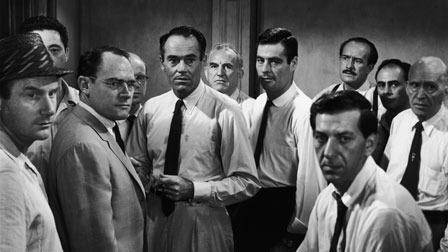 12 angry men power and influence Group decision-making, leadership, influence and power: illustrations from the film 12 angry men 1703 words | 7 pages the film 12 angry men (1957) present a diverse group of twelve american jurors brought together to decide the guilt or innocence of a teenaged defendant in a seemingly open-and-shut murder trial case.