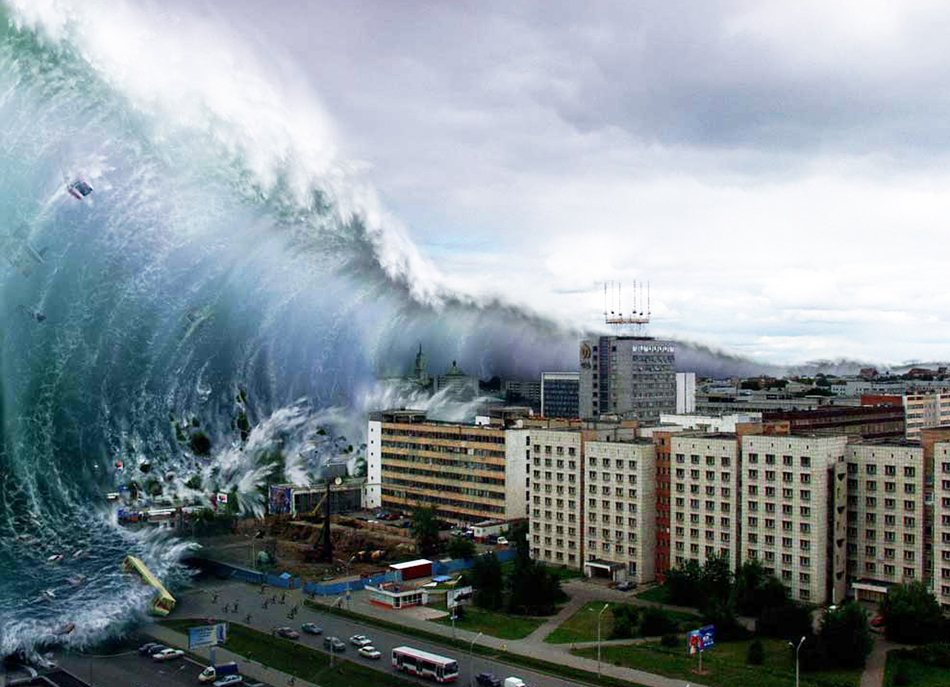 Tsunami on emaze