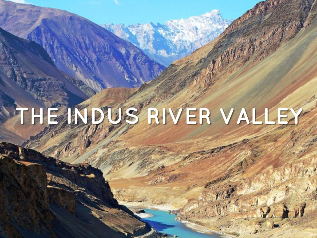 Indus river valley on emaze