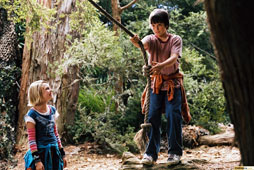 theme of bridge to terabithia