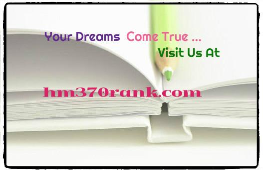 HM 370 RANK Success Begins/hm370rank com by abai gealabbea