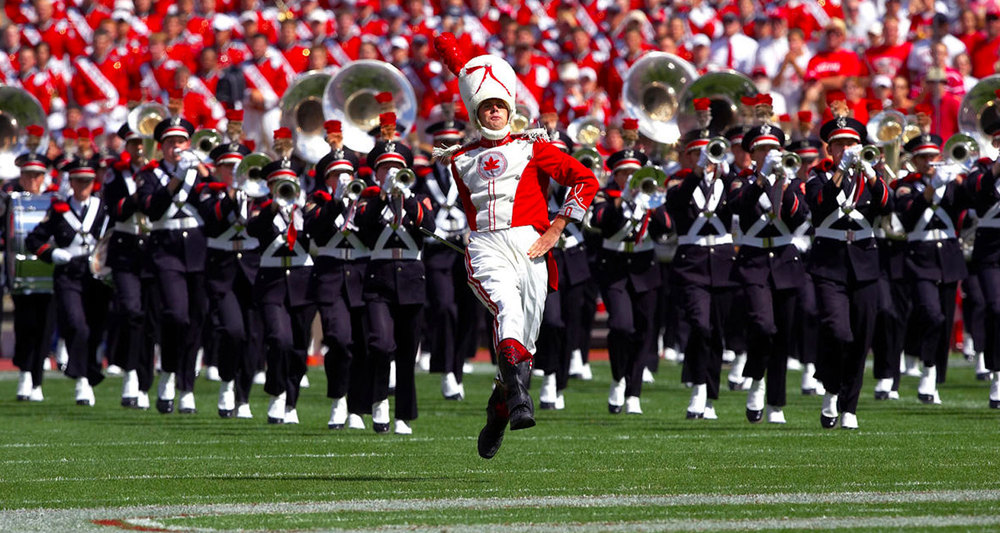 marching band presentation on emaze
