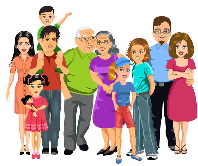 Resultado de imagen para imagen familia