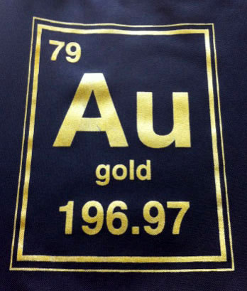 Is gold on the periodic table images periodic table of elements list presentation name urtaz Images