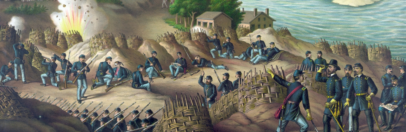 an analysis of union won the civil battle against the confederacy Compare and contrast union and confederacy in civil war  eager union troops against less than 20,000 confederates  his strong ability to win battles for .