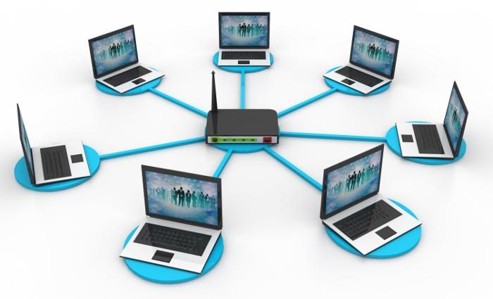 Dibujos De Internet Intranet Y Extranet: INTRANET,EXTRANET Y INTERNET On Emaze
