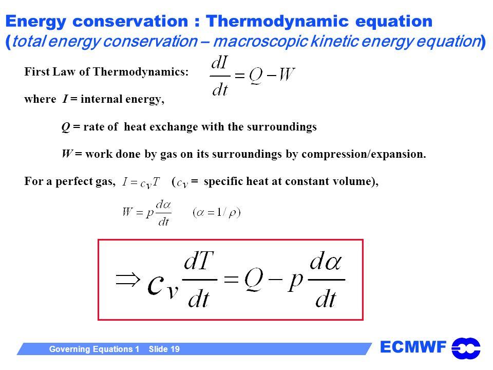 Energy equation essay Coursework Example - September 2019