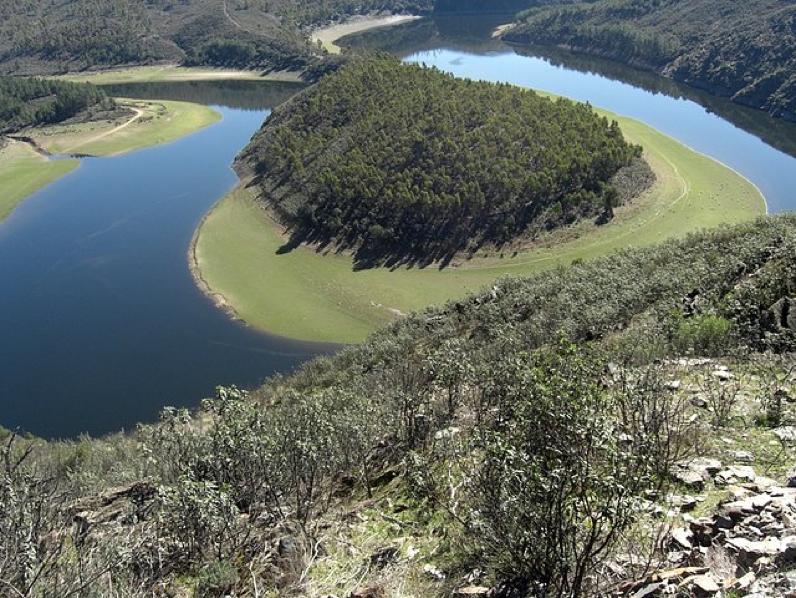 Agentes geol gicos on emaze for Terrazas fluviales